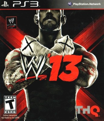 Buy WWE 13: Av Media