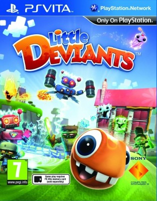 Buy Little Deviants: Av Media
