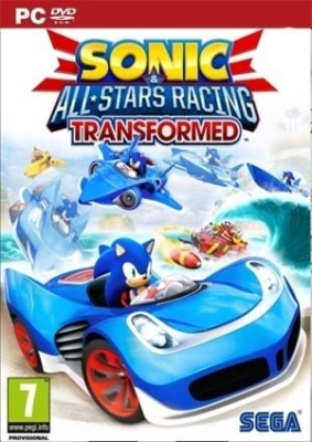 Buy Sonic & All Star Racing Transformed: Av Media