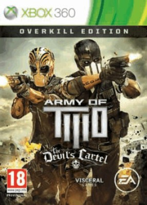 Army Of Two: The Devil's Cartel (Overkill Edition) - Games, Xbox 360