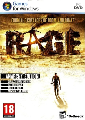 Buy Rage (Anarchy Edition): Av Media