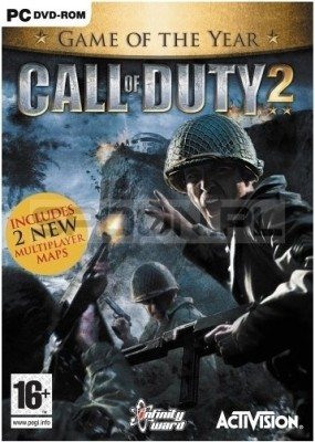 Buy Call Of Duty 2 (Game Of The Year Edition): Av Media