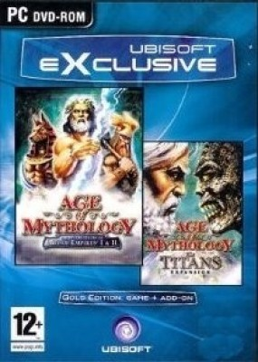 Buy Age Of Mythology Gold Edition (Gold Edition): Av Media