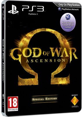 Buy God Of War: Ascension (Special Edition): Av Media