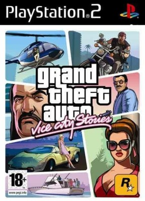 Buy Grand Theft Auto : Vice City Stories: Av Media