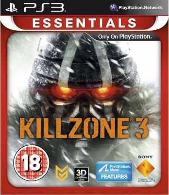 Buy Killzone 3 [Essentials] (Standard Edition): Av Media