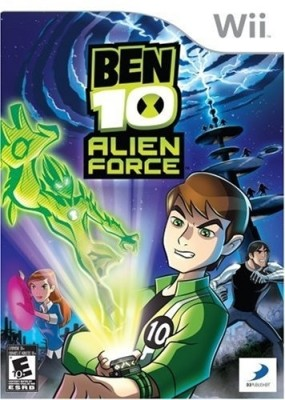 Buy BEN 10 : Alien Force: Av Media