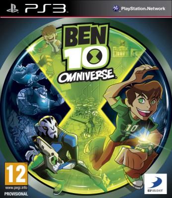 Buy Ben 10: Omniverse: Av Media