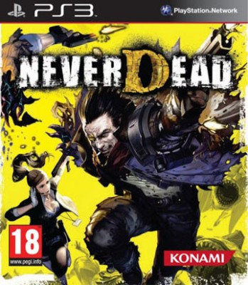 Buy NeverDead: Av Media