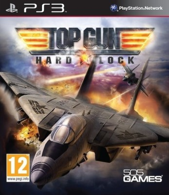 Buy Top Gun: Hard Lock: Av Media