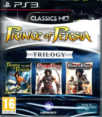 Buy Prince Of Persia: Trilogy: Av Media