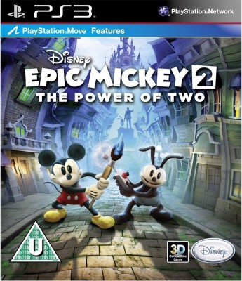 Disney Epic Mickey 2: The Power Of Two - Games, PS3