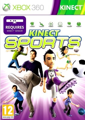 Buy Kinect Sports (Kinect Required): Av Media