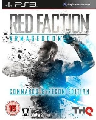 Buy Red Faction Armageddon - Commando & Recon (Limited Edition): Av Media