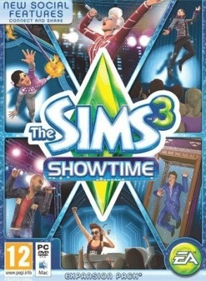 Buy The Sims 3: Showtime (Expansion Pack): Av Media