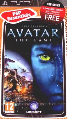 Buy James Cameron's Avatar: The Game: Av Media