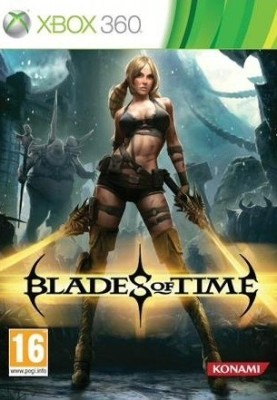 Buy Blades Of Time: Av Media