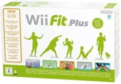 Buy Nintendo Wii Fit Plus With Balance Board: Av Media