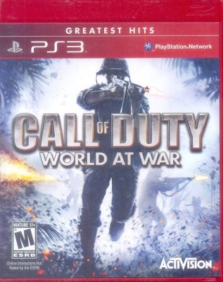 Buy Call of Duty: World at War: Av Media