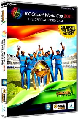 Buy ICC Cricket World Cup 2011: Av Media