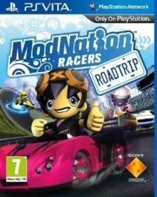 Buy Modnation Racers: Road Trip: Av Media