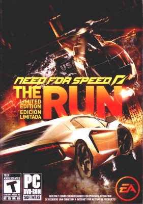 Buy Need For Speed: The Run (Limited Edition) (Limited Edition): Av Media