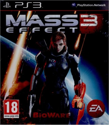 Buy Mass Effect 3: Av Media