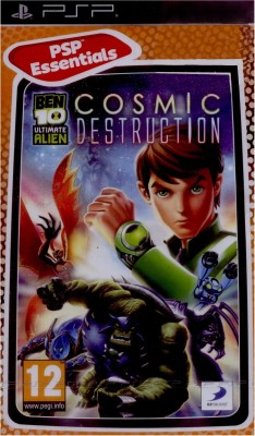 Buy BEN 10 : Ultimate Alien Cosmic Destruction: Av Media