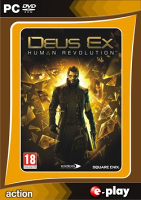 Buy Deus Ex : Human Revolution: Av Media