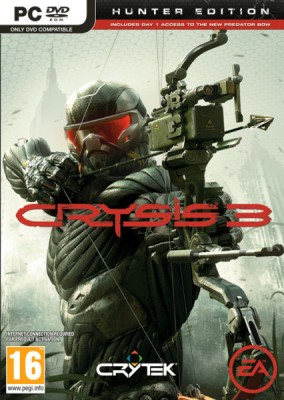 Buy Crysis 3 (Hunter Edition): Av Media