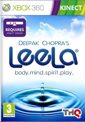 Buy Deepak Chopra Leela (Kinect Required): Av Media