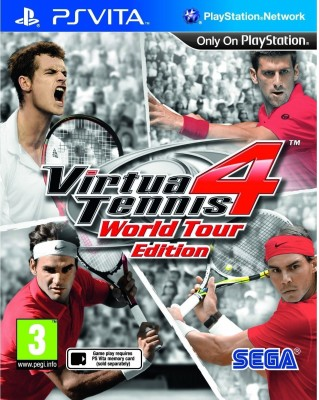 Buy Virtua Tennis 4 (World Tour Edition): Av Media