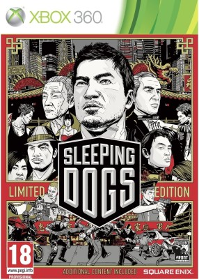 Buy Sleeping Dogs (Limited Edition): Av Media