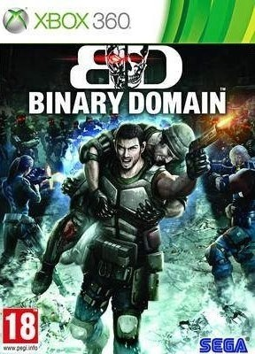 Buy Binary Domain: Av Media