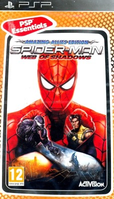 Buy Spiderman : Web Of Shadows: Av Media