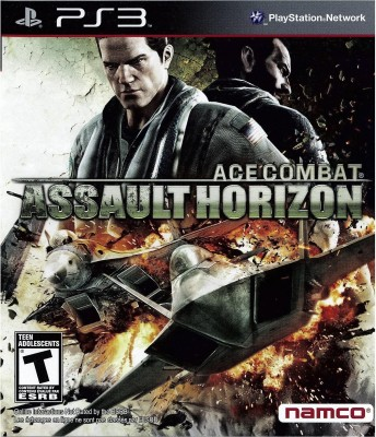 Buy Ace Combat Assault Horizon (Standard Edition): Av Media
