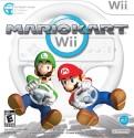 Mario Kart (Wii Wheel Inside): Av Media