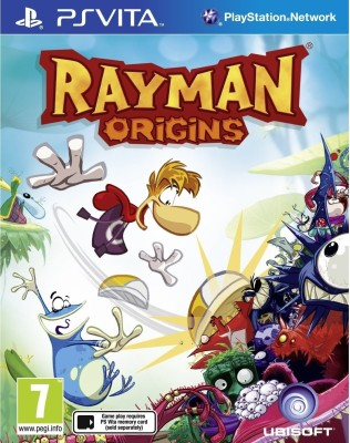 Buy Rayman Origins: Av Media