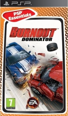 Buy Burnout : Dominator: Av Media