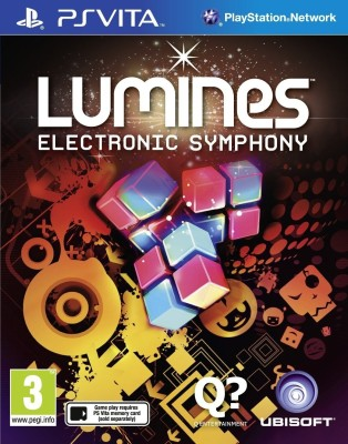 Buy Lumines: Electronic Symphony: Av Media