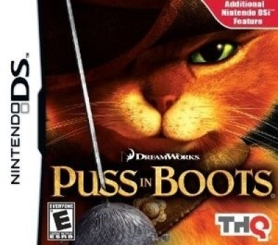 Buy Puss In Boots: Av Media