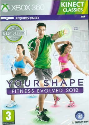 Buy Your Shape Fitness Evolved 2012 (Kinect Required): Av Media