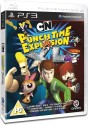 Cartoon Network: Punch Time Explosion XL: Av Media
