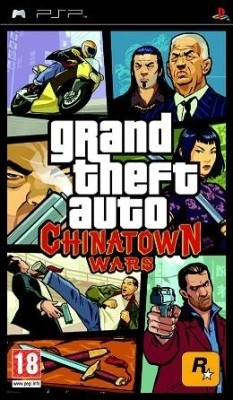 Buy Grand Theft Auto : China Town Wars: Av Media