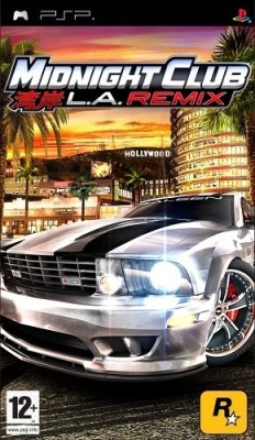 Buy Midnight Club : Los Angeles Remix: Av Media