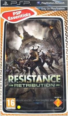Resistance: Retribution (2009) EUR.iND