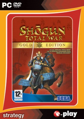Buy Shogun : Total War (Gold Edition): Av Media