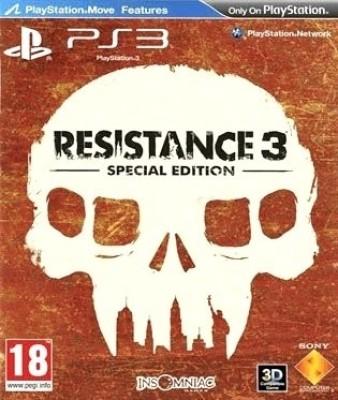 Buy Resistance - 3 (Special Edition) (Special Edition): Av Media
