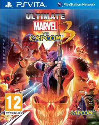 Buy Ultimate Marvel VS Capcom 3: Av Media