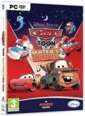 Buy Cars Toon : Mater's Tall Tales: Av Media